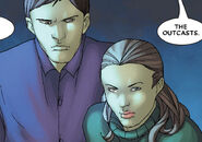 Alice Hayes (Earth-616) and Gene Hayes (Earth-616) from Runaways Vol 1 13 003