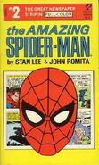 Amazing Spider-Man The Great Newspaper Strip Vol 1 2