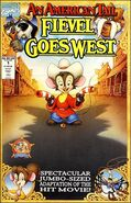 An American Tail Fievel Goes West Vol 1 1