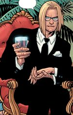 Andreas von Strucker (Earth-1610) from Ultimate X-Men Vol 1 84 0001
