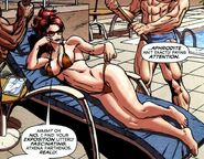 Aphrodite Ourania (Earth-616) from Assault on New Olympus Vol 1 1 0002