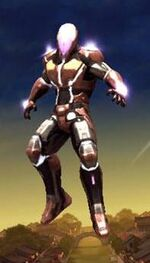 Arthur Parks (Earth-199999) from Iron Man 3 The Official Game 002