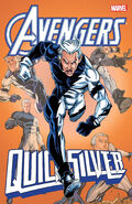 Avengers Quicksilver TPB Vol 1 1
