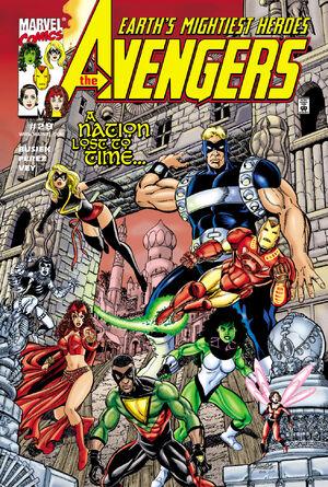 Avengers Vol 3 29