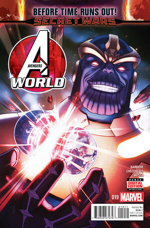 Avengers World Vol 1 19