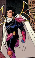 Bennet du Paris (Earth-92131) from X-Men '92 Vol 2 8 001