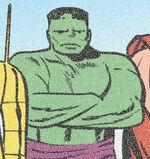Bruca Banner (Earth-17122) from Avengers Vol 1 676 0001