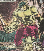 Bruce Banner (Earth-82105) from Marvel Super-Heroes Vol 1 105 0001