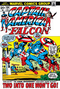 Captain America Vol 1 156