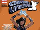 Captain Universe: X-23 Vol 1