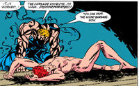 Cletus Kasady and Edward Brock (Earth-616) from Amazing Spider-Man Vol 1 363 0002