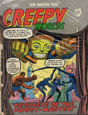 Creepy Worlds Vol 1 38
