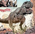 Devil Dinosaur 2.0 (Earth-TRN760) from Marvel Zombie Vol 1 1 0001