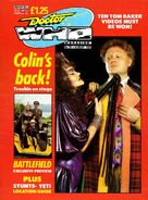 Doctor Who Magazine Vol 1 151