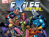 Exiles Annual Vol 1 1