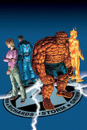 Fantastic Four First Family Vol 1 4 Textless