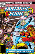 Fantastic Four Vol 1 195