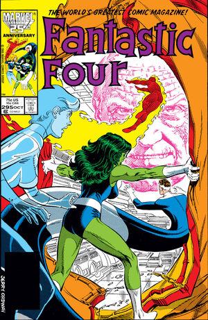 Fantastic Four Vol 1 295