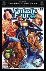 Fantastic Four Vol 6 25
