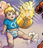 Franklin Richards (Earth-94535) from Deadpool The End Vol 1 1 001