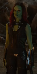 Gamora (Earth-TRN734) from Avengers Endgame 001
