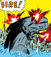 Giganto (Atlantean Beast) from Fantastic Four Vol 1 4 0001