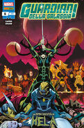 Guardians of the Galaxy (IT) Vol 5 5