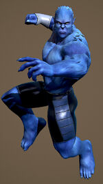 Henry McCoy (Earth-TRN258) from Marvel Heroes (video game) 001