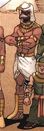 Horus (Deity) (Earth-616) from Thor & Hercules Encyclopaedia Mythologica Vol 1 1 001