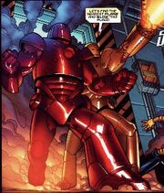 Iron Man Armor (Earth-20051) from Marvel Adventures Iron Man Vol 1 1 0001