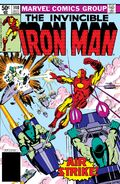 Iron Man Vol 1 140
