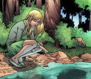 Laurie Collins (Earth-616) from New X-Men Vol 2 6 0001