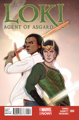 Loki Agent of Asgard Vol 1 4