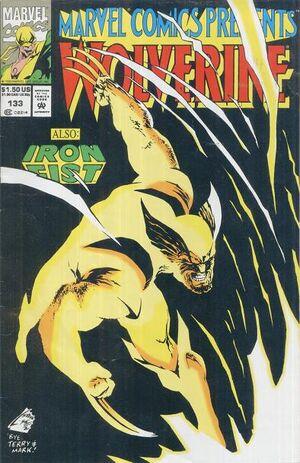 Marvel Comics Presents Vol 1 133