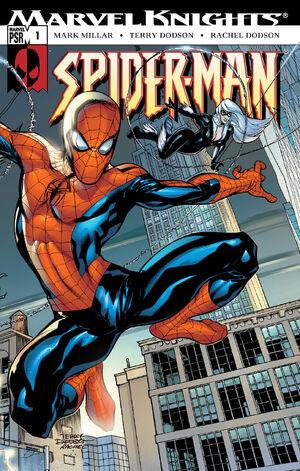 Marvel Knights Spider-Man Vol 1 1