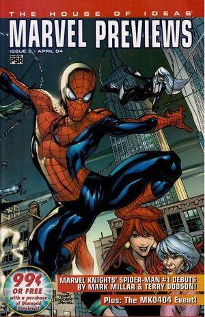 Marvel Previews Vol 1 6