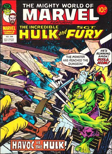 Mighty World of Marvel Vol 1 294