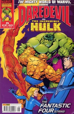 Mighty World of Marvel Vol 3 5