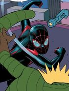 Miles Morales (Earth-1610) from Spider-Verse Vol 1 2 001