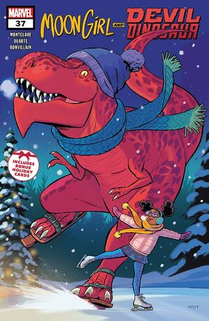 Moon Girl and Devil Dinosaur Vol 1 37