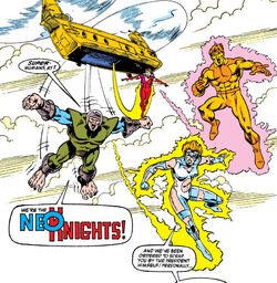 Neo-Knights (Earth-91274) from Transformers Vol 1 72 001