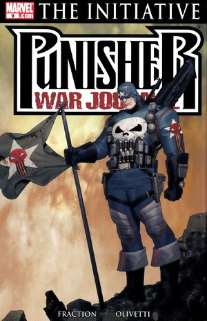 Punisher War Journal Vol 2 9