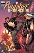 Punisher vs. Barracuda Vol 1 1