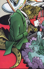 Reptilicus (Earth-928) from Ghost Rider 2099 Vol 1 13 0001