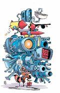 Rocket Raccoon Vol 2 11 Textless