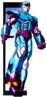Sentinel Squad Armor from Sentinel Squad O*N*E Vol 1 1 0001