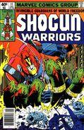 Shogun Warriors Vol 1 11
