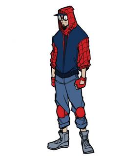 Spider-Bandits (Earth-616) Concept Art