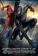 Spider-Man 3, International Poster
