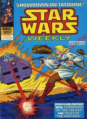 Star Wars Weekly (UK) Vol 1 78